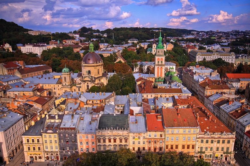 Чому подобові квартири такі популярні у Львові