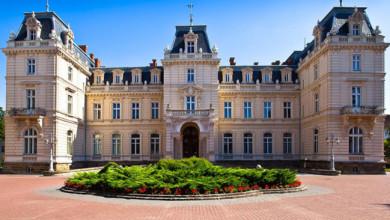 Дворец Потоцких во Львове