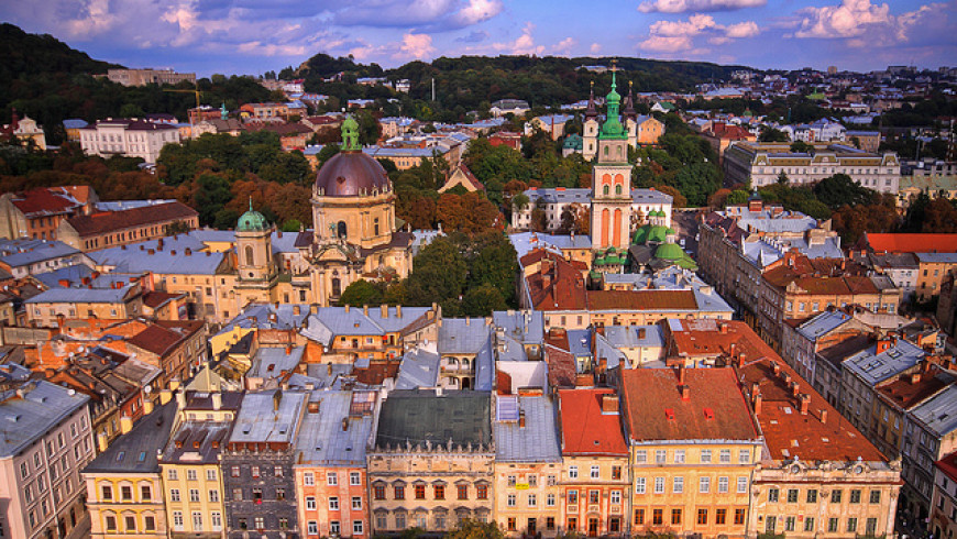 Why so popular daily rent in Lviv