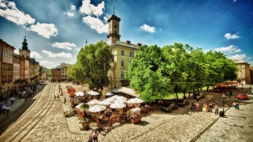 5 самых красивых мест Львова для фотосессий