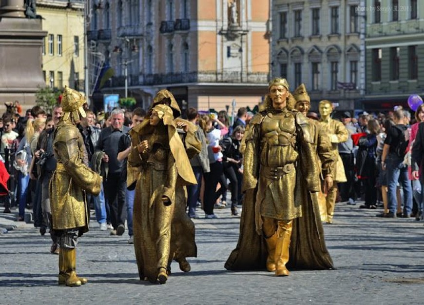 Top 5 cultural events in August 2016 in Lviv